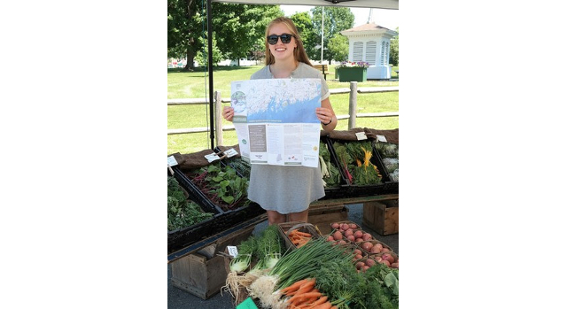 New map of Midcoast, Downeast farmers' markets