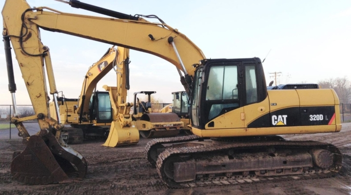 Missing excavator recovered by special rangers