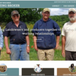 The new online tool seeks to connect owners of land with livestock farmers to recruit the next generation. (Courtesy of Southwest Badger RC&D Council)