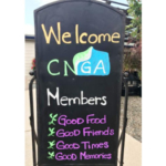 Besides a tasty spread of food and drink, you'll be able to explore the latest innovations in greenhouse and nursery irrigation products and equipment. (Courtesy of CNGA)