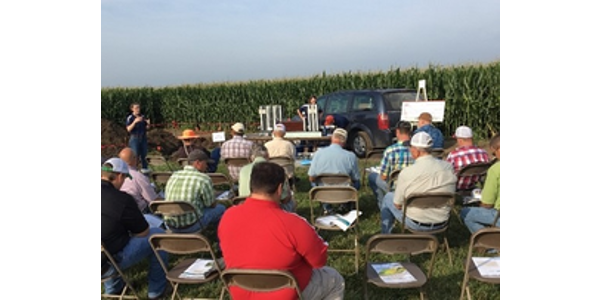The Northwestern Illinois Agricultural Research and Demonstration Center near Monmouth has scheduled a field day forJuly 18. (Courtesy of University of Illinois)