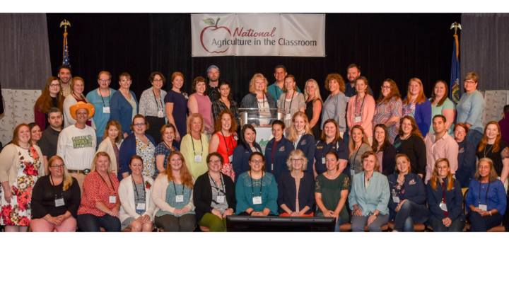 NY teachers attend national ag conference