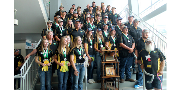 For the fourth time, Missouri 4-H brought home the championship title at the 4-H Shooting Sports National Championships, June 24-29 in Grand Island, Neb. Seven of Missouri's nine teams placed in the top five in their disciplines, including first place in compound archery. Eleven Missouri shooters ranked in the top 10 in the individual standings. (Courtesy of University of Missouri Extension)