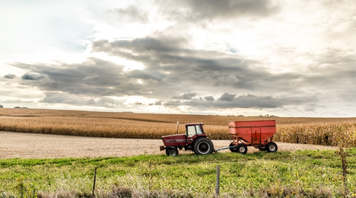 Record decline seen in the ag barometer