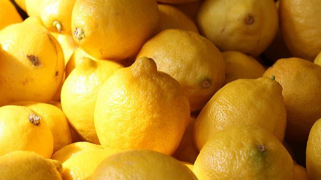 California man had 800 lbs of stolen lemons
