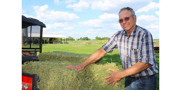 SW Mo. hay producer finds niche market