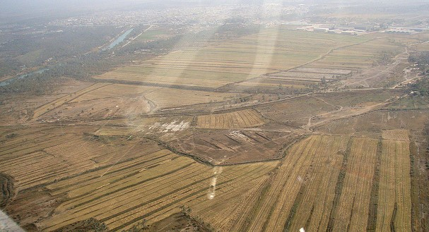 Water crisis salts the earth in Iraq