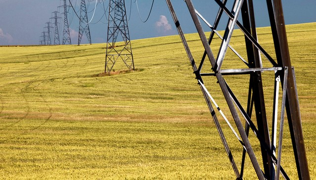 USDA invests in rural electric infrastructure