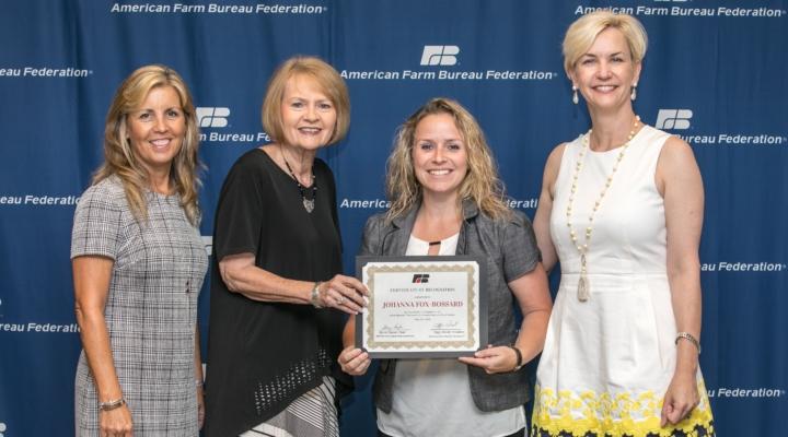 NYFB member completes national program