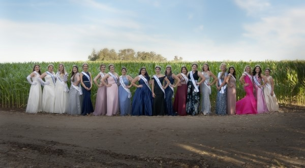 CMAB Dairy Princess representatives announced