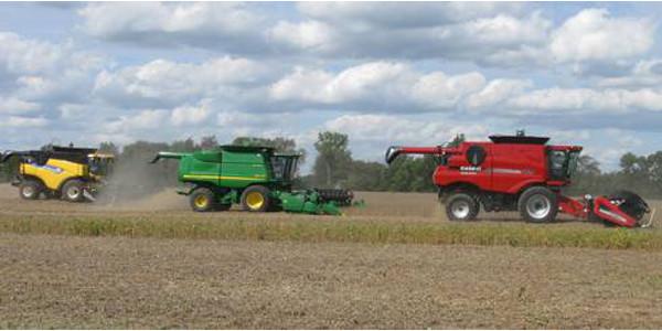 Soybean harvest equipment field day Sept. 13
