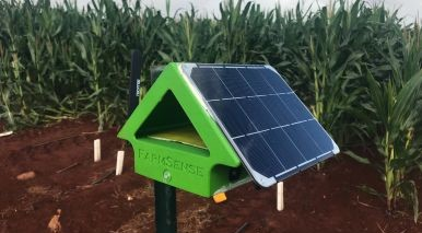 Pest-monitoring device enters into field trials