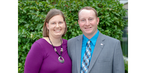 Paul and Nancy Pyle of Zeeland, Michigan, were selected as the state winning 2018 Michigan Milk Producers Association (MMPA) Outstanding Young Dairy Cooperators (OYDC) by a panel of judges represented by leaders in the Great Lakes dairy industry. (Courtesy of Michigan Milk Producers Association )