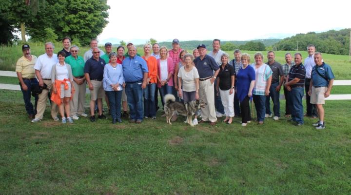 NYFB hosts regional leaders in Albany