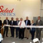 Ribbon Cutting Select Geneticsjpeg