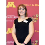 Rochelle Hulinsky is a veterinary student at the University of Minnesota. (Courtesy of Zinpro)