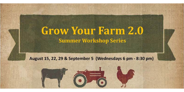 Jump-start your farm with new series