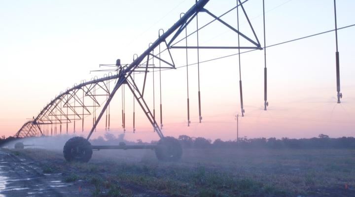 Technology leads to smart farm irrigation