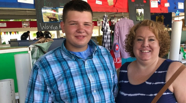 Teen wanted to auction his pig to help a teacher; these 4 bidders had better plans