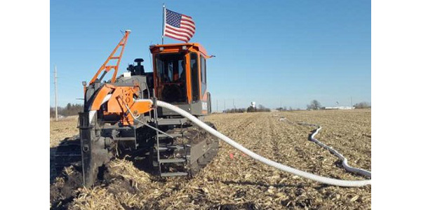 The workshop is free and will assist attendees as they make farmland drainage decisions. (Courtesy of ISU Extension and Outreach)