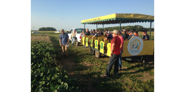 Carrington row crop tour set for Aug. 23