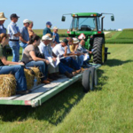 The Iowa State University Northeast Research and Demonstration Farm will host its annual fall field day on Sept. 5. (Courtesy of ISU Extension and Outreach)