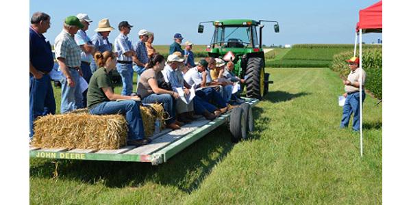 Crop marketing highlights field day Sept. 5
