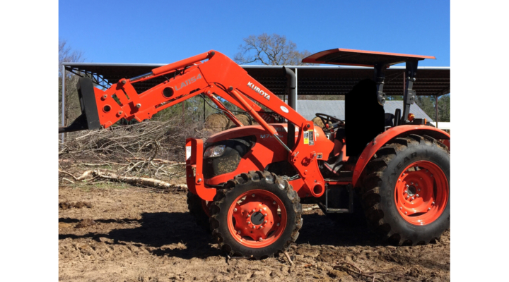 Reward offered for information on tractor theft