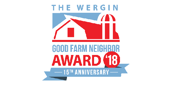 The efforts of Iowa livestock farmers to be good neighbors and stewards of the land and water continues to be celebrated on the 15th anniversary of the Wergin Good Farm Neighbor Award. (Courtesy of Coalition to Support Iowa's Farmers)