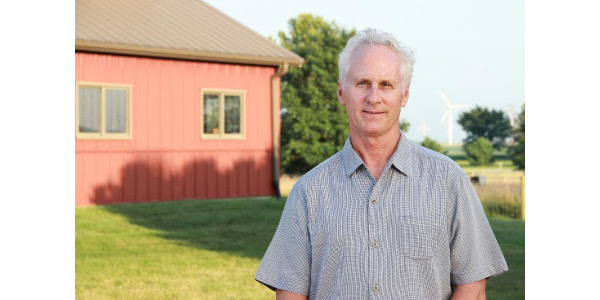 Pig Farmer of the Year finalist from Ill.