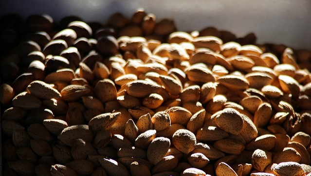 US trade mitigation package for almonds