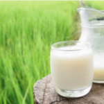 When taken as a supplement, lactoferrin, a protein found in milk, can alleviate the taste and smell disorders that plague cancer patients. (Courtesy of Centers for Disease Control and Prevention)