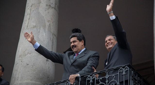 Trump targets food corruption in Venezuela