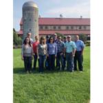 Corn Corps Class 2 at Fair Oaks Farm in Indiana. (Courtesy of Kansas Corn Growers Association)