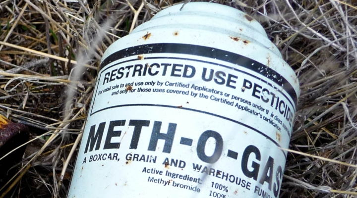 Unwanted Pesticide Disposal Program