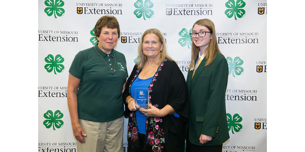 Volunteers inducted into 4-H Hall of Fame