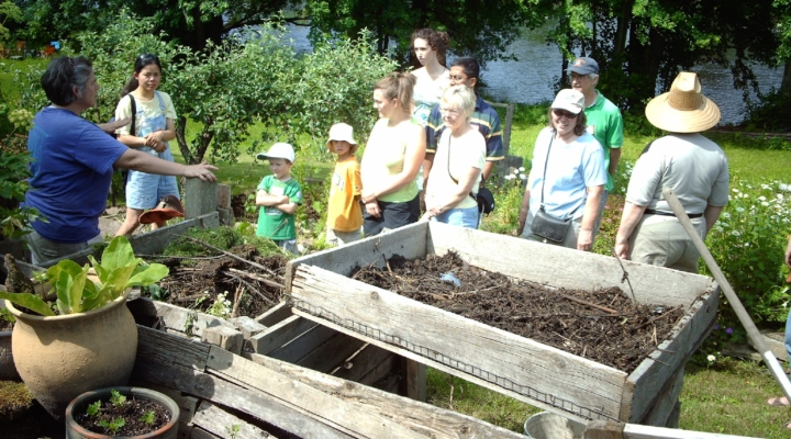 Simple Composting Workshop Morning Ag Clips