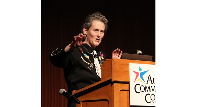 Temple Grandin to present agriculture talk Oct. 24