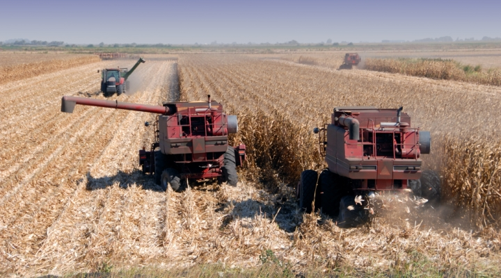 Farm capital expenditures turn higher