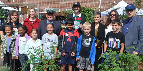 NJDA presents Best in Farm to School awards