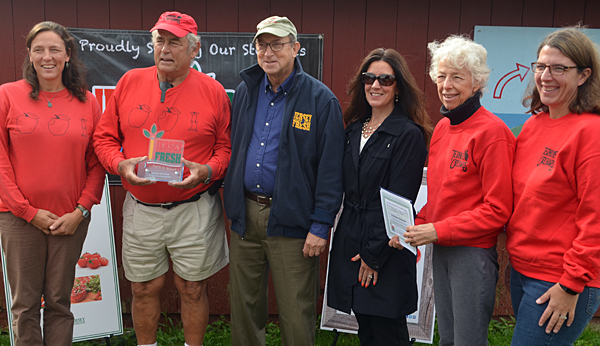 NJDA rewards farmers in Farm to School program