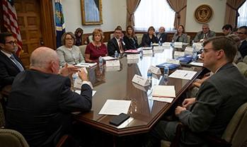 USDA Secretary works to empower school leaders