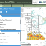 MN Runoff Risk Advisory Forecast (www.mda.state.mn.us/rraf)
