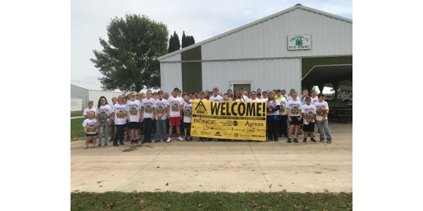 Farm Safety Day held for 7th graders