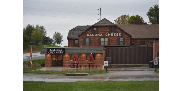 Kalona Creamery field day and tour Oct. 5