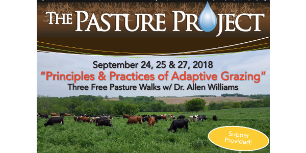 """""""Principles & Practices of Adaptive Grazing"""""""