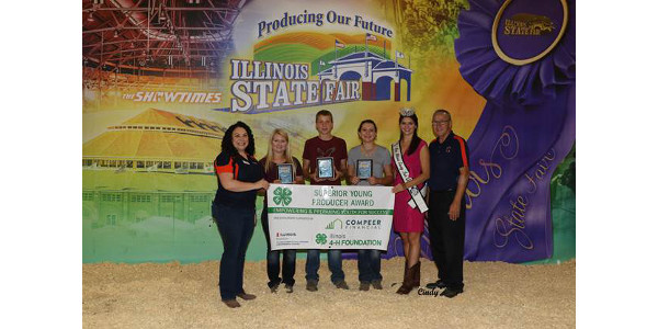 Siblings take 1, 2 in 4-H dairy judging contest