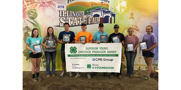4-H members earn $15,000 in scholarships | Morning Ag Clips