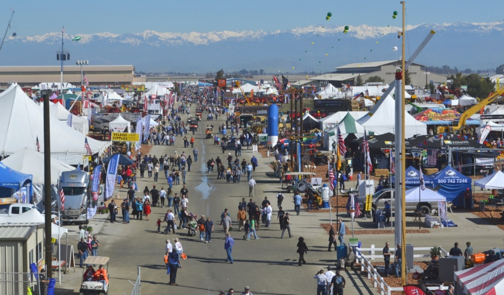 September kicks off runup to 2019 World Ag Expo