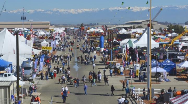 September kicks off runup to 2019 World Ag Expo